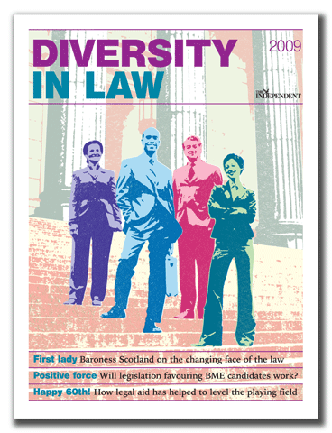 The Independent Presents Diversity In Law – Advice And Information On Careers in Law