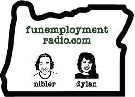 Sarah X. Dylan and Greg Nibler Launch Funemployment Radio
