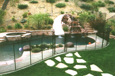 Pool Safety Fences Now Available in Designer Colors to Complement Any Pool Environment