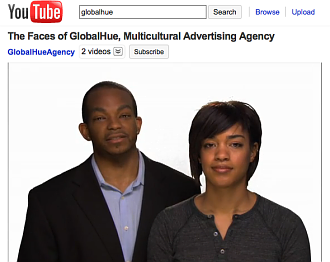 Award-winning Multicultural Agency, GlobalHue, Produces Video Capturing Insights into New America