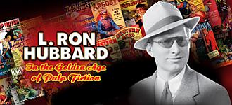 iPad iBookstore, ScrollMotion Iceberg, Amazon Kindle, Sony eBook Readers Now Carrying L. Ron Hubbard Golden Age Stories Titles