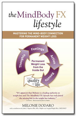 First Weight Loss Book To Emphasize Mind-Body Connection Instead Of Dieting
