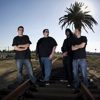 Shattered Law – CA's Hottest New Rock Band
