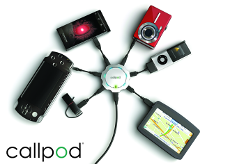 Power Charger, Chargepod by Callpod, Helps Students Stay Organized